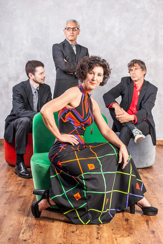Musikerportrait Bandfoto Carola Schmitt