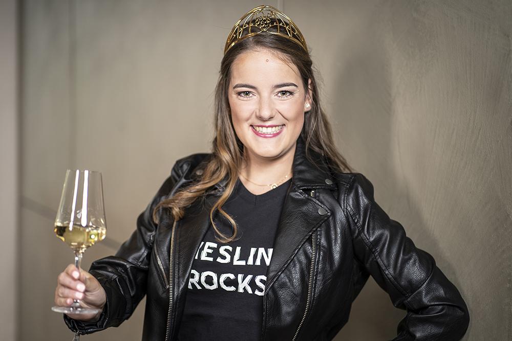 Weinkönigin Lanzerath