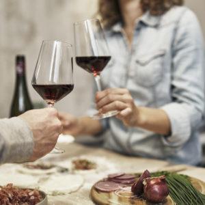 Wein Produktfotografie