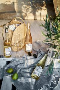 Wein Produktfotografie Sommer