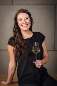 Weinprinzessin Anna Löffler